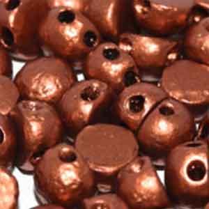 ETCH Copper- 6mm - 20 pieces
