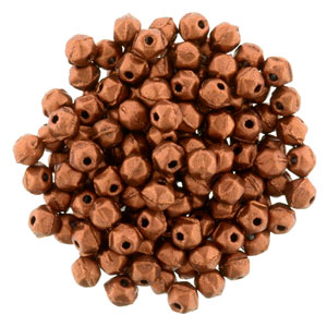 Metallic Copper apx 50pcs