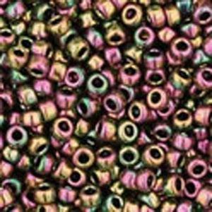 Higher Met Plum Iris apx 14g