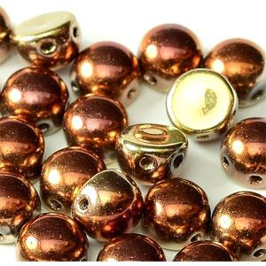 Black Hills Gold- 6mm - 20 pieces