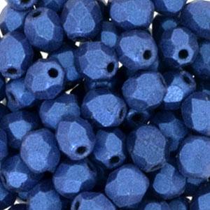 Metallic Electric Blue- 50 pcs