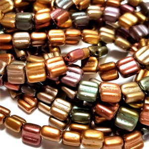 Purple Iris  apx 30 beads