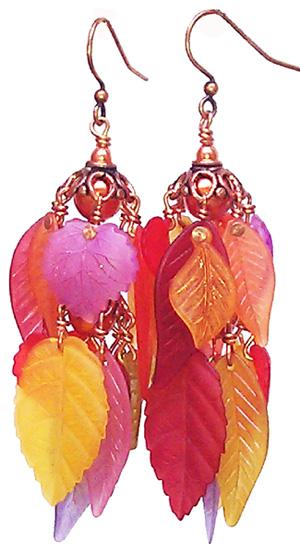 Indian Summer Earrings Kit