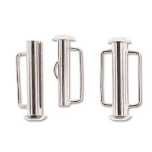 Slide Bar Tube 26.5mm Bright Silver Plate