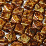 Chocolate Swirl Travertin- 30 pcs