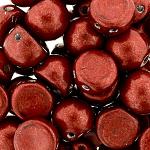 Metallic Aurora Red- 7mm - 20 pieces