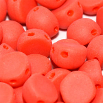 Matt Opq Red - 6mm - 20 pieces