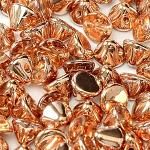 Crystal Capri Gold - apx 50 pcs
