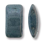 Blue Luster 15 beads