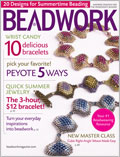 Beadwork June/July 2010