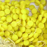 Czech Yellow Nail Head