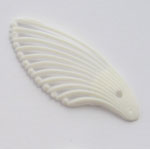 Vintage Plastic Feather