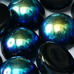 10x6mm-Jet Full AB -10 beads