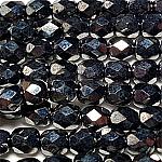Hematite- 50 pcs