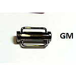 Slide Bar Tube 20mm - Gun Metal