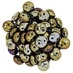 6mm, Brown Iris, LEN06-21415JT