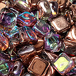 Copper Rainbow - 30 pcs