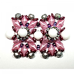 Cab'n Fever Pink Silver Kit - no clasp