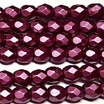 CFP4-Pastel Burgundy- 50 pcs
