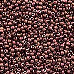 Frosted Dark Bronze, apx 14g