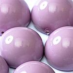 Lilac -5 beads - 14x8