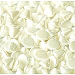 Pastel White - apx 50 pcs