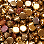 Metals Mix - apx 50 pcs