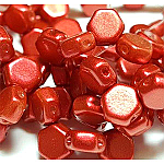 Lava Red - 30 beads