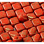 Gold Dust Terracotta Red - 30 pcs