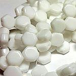 Chalk White- 30 beads