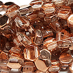 Crystal Capri Gold-30 beads