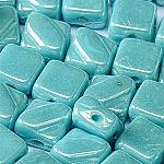 Turquoise Shimmer - 30 pcs