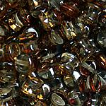 Czech Pellet 4x6mm Crystal Venus