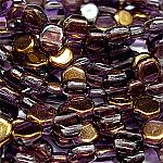 Semi-Bronze Luster-30 beads