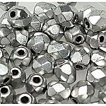 Alum Silver- 50 pcs