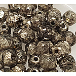 Jet Antique Chrome- 50 pcs