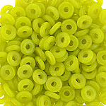 O-Bead 2x4 mm size 1.3 mm hole, Limeade 84020