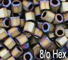 TOHO 8/0 Hex