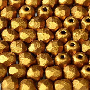 Brass Gold 50pcs