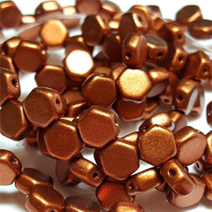 Copper- 30 beads