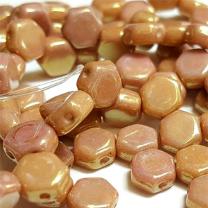 CW Red Luster- 30 beads