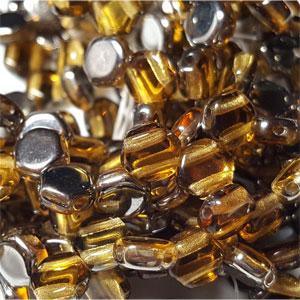 Topaz Capri Gold - 30 beads