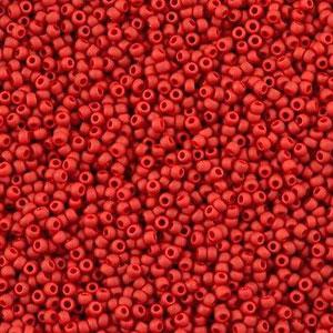 Matte Opq Red apx 14g