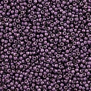 Matt Metallic Dark Purple apx 14g