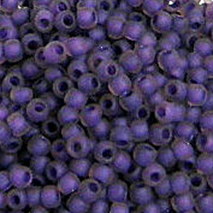 Matt Purple Lnd Amethyst apx 14g