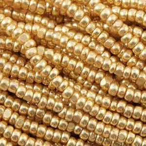 Gold Plated Crystal - 100 grams