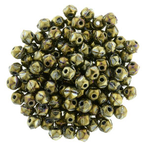 Brown Iris apx 50pcs