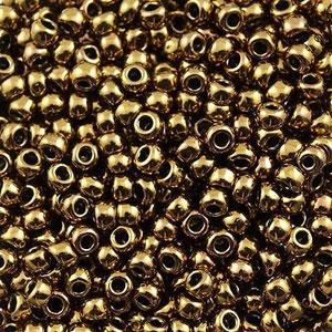 Metallic Dk Gold Bronze apx 14g