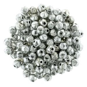 Metallic Silver apx 50pcs