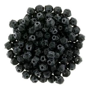Matt Black Coal apx 50pcs